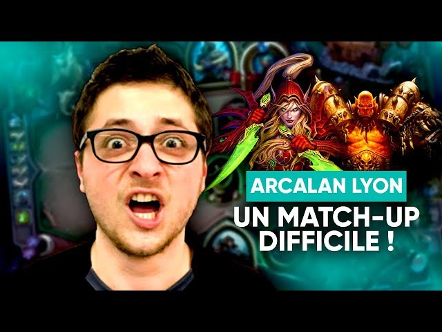 UN MATCH-UP DIFFICILE ! ▶ UN33D VS SCARFACE - ARCALAN PLAYOFFS