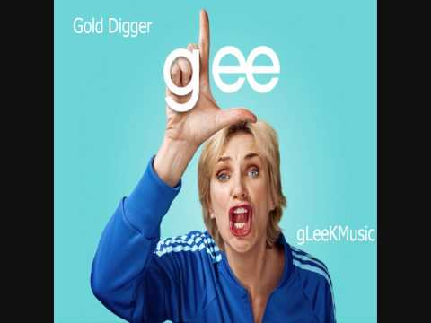 GLee Cast  Gold Digger HQ