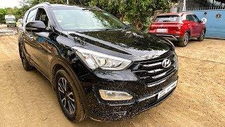 Hyundai Santa Fe With Sports Exhaust - Sweet Sounding Diesel | Faisal Khan