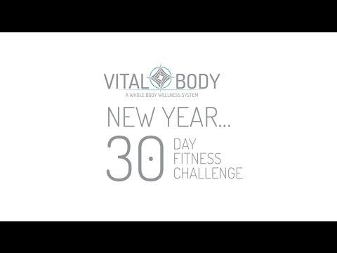 VitalBody - New Year, New You Fitness Challenge