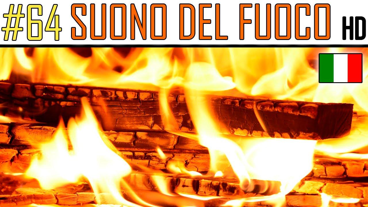 Suono del fuoco rilassante rumore della legna che brucia for Fuoco finto per camino
