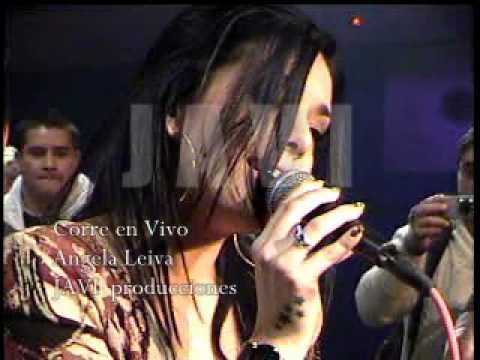 CORRE  LO NUEVO DE ANGELA LEIVA  2012