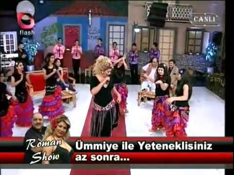 Roman Show (Ummiye) - ABE KAYNANA NAPTIN BIZE