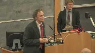 Prof. David Battisti - Climate change and Global Food Security