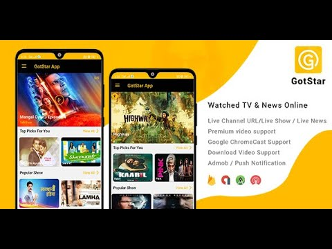 GotStar - IOS Live TV - Live Streaming - Web Series, Movies, Live Cricket - Online News