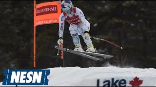 Lindsey Vonn Suffers Gruesome Arm Injury