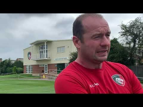 Geordan Murphy's reaction to 2019/20 Premiership fixtures