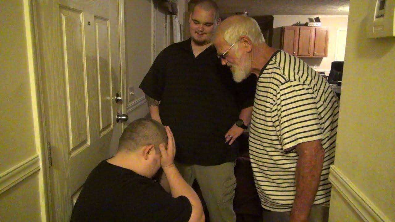 Grandpa S Bodyguard The Prank Youtube