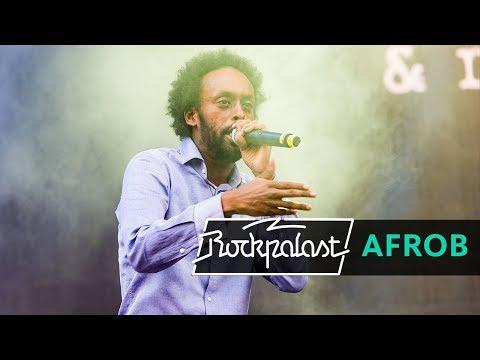 Afrob feat Tribes Of Jizu   Rockpalast  2018