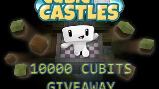 Cubic Castles 10 codes for 10000 cubits Giveaway for in game and gameplay :D