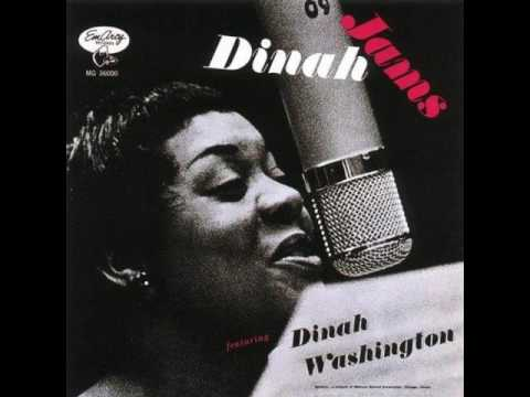 Dinah Washington & Clifford Brown - 1954 - Dinah Jams - 03 No More
