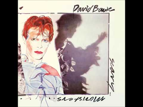 David Bowie Scary Monsters  Full Album Vinyl Rip
