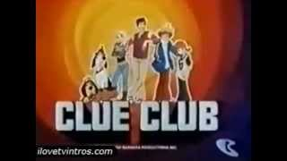Clue Club Intro