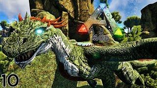 UN IMMENSE DRAGON DÉBARQUE ! | ARK MOD : Survival Evolved ! #Ep10 thumbnail