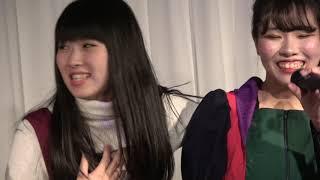 SGR Vol.60夜の部 kimowota☆7&和洋女子大学 和娘。《なごむすめ》とのコラボ⇒ きも娘☆7。《きもむすめ》まろさん飛び入り参加で大賑わい