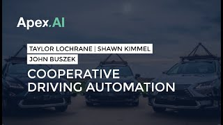 Cooperative Driving Automation