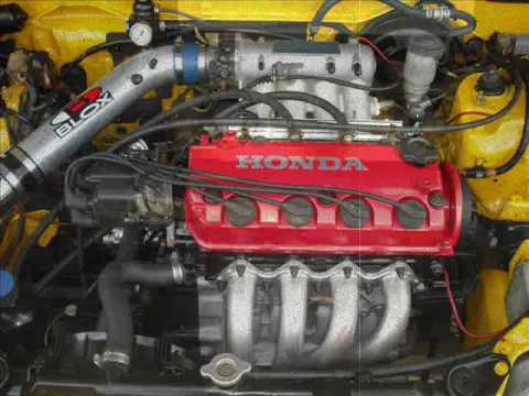 Hqdefault on Honda D16 Engine
