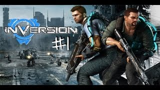 Inversion PC Prologue Gameplay - Maxed Out [1/3]