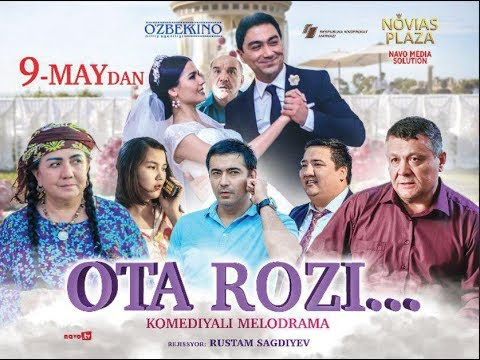 'Ota rozi' (Navbatchi kuyov, uzbek kino) l 'Ота рози' (Навбатчи куёв, узбек кино) - Ruslar.Biz