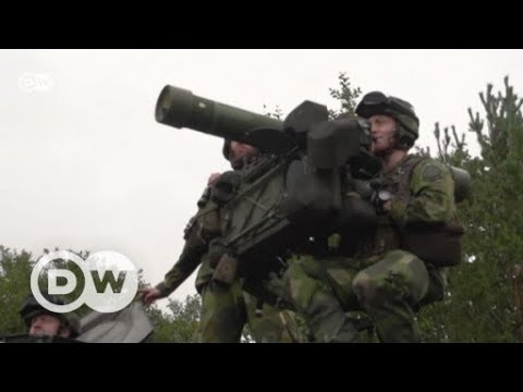 Russians cause anxiety on Gotland | DW English
