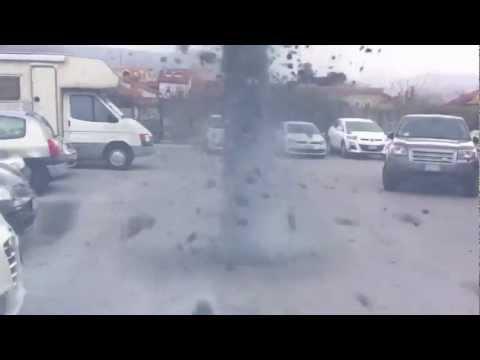 Bora record - Tornado a Trieste - Maxino