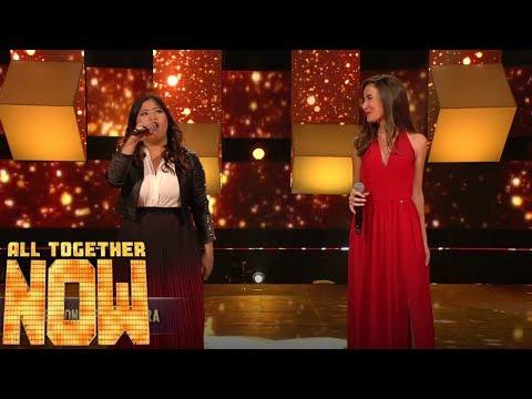 All Together Now - Lorieschen Umali E Benedetta Caretta - I Will Always Love You