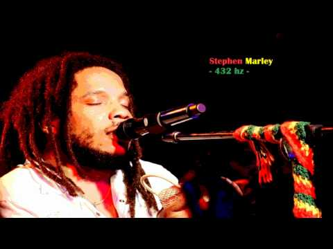 Stephen Marley - Now I Know - A=432hz