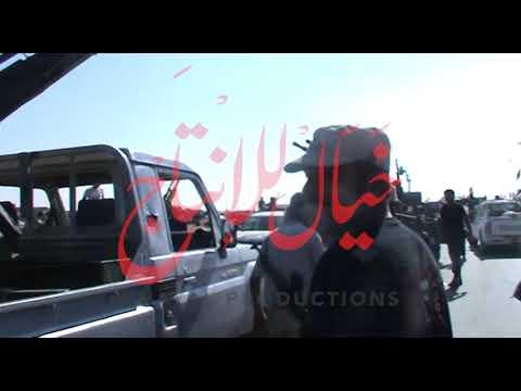 M2U02588 On The Way To Sirt, Frontline, 2011 War Libya