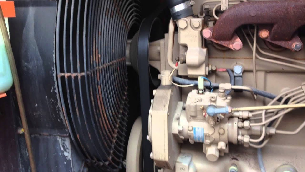 multiquip dca 125ssju portable generator set