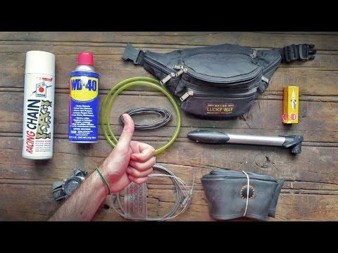 Herramientas y repuestos para viajar en moto - Pablo Imhoff