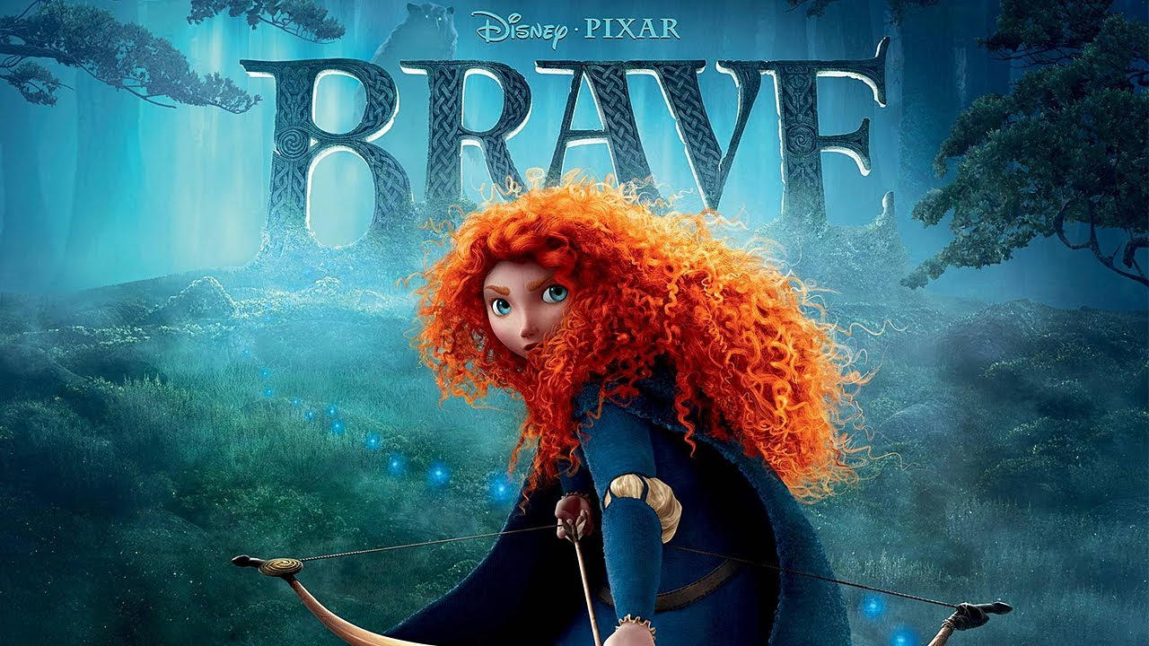 Brave Pixar Animated Movie Review Youtube