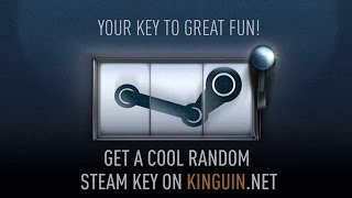 BACK FROM VACATION! 10 STEAM keys from Kinguin
