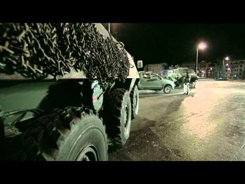 Sotilaspoliisit, Military Police in Action - Guards Jaeger Regiment