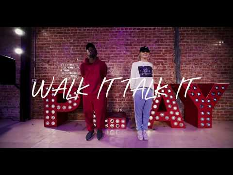 Migos - Walk It Talk It | Delaney Glazer & Matthew Smith (Choreography)