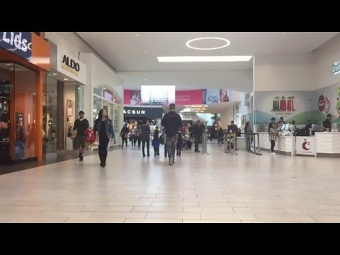Time lapse in Cerritos mall