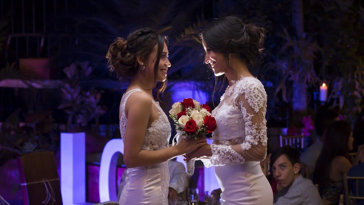 Primer Matrimonio Gay Catolico : Primera boda gay en santander colombia la del año