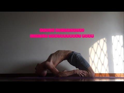 Laghu Vajrasana/Little Thunderbolt Pose