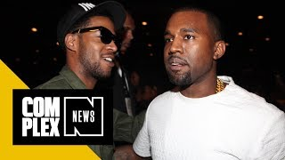 Kanye Announces 8th Album & Joint Album With Kid Cudi Dropping 1 Week Apart