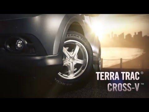 Hercules Tires Terra Trac Cross-V