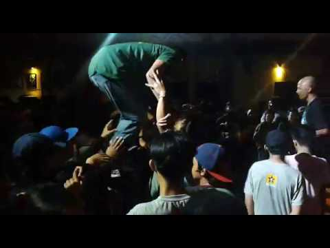 SCREAMSICK 99 (live perfom at goodbless cafe MCHC)