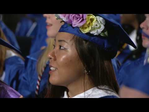 2017 UB College of Arts and Sciences Commencement, Humanitie