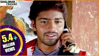 Gamyam Movie || Allari Naresh as Galli Seenu In Gamyam