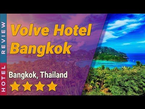 Volve Hotel Bangkok hotel review   Hotels in Bangkok   Thailand Hotels