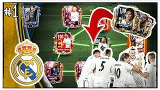 [FIFA MOBILE] REAL MADRID ALL …