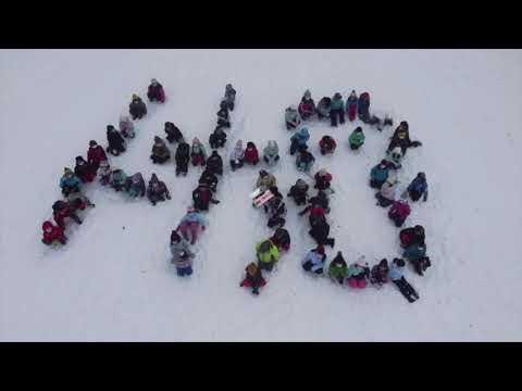【ドカ雪まつりオンライン】南小学校制作 雪だるまムービー