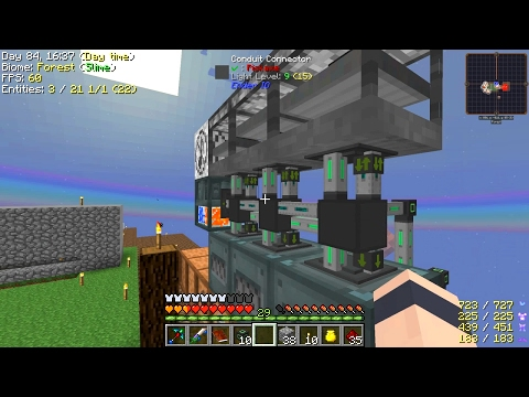 Minecraft - Project Ozone 2 #15: Power Sifting
