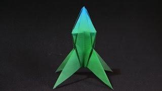 Origami: Rocket