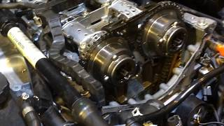 /// HK Eurocar/// Mercedes Benz - C200 / W204 M271 EVO vanos timing chain adjust