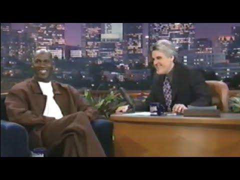 June 04, 1999 - Michael Jordan Interview - The Tonight Show Jay Leno
