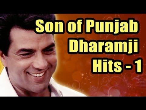 Best of Dharmendra Hits (HD) - Jukebox 1 - Top 10 Dharmendra Songs